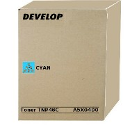 Develop Original Toner cyan A5X04D0