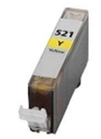 Neutral - kompatible Druckerpatrone für Canon 2936B001 CLI-521 Y ohne Chip yellow , Inhalt 10 ml für PIXMA IP 3600 4600 4600 X MP 540 620 630 MX 860TSW Tintenpatrone (kompatibel).Kein Original. CANON Pixma IP 3600 4600 4600 X 4700 MP 540 550 560 620 630 640 MX 860, CANON Pixma IP 3600 4600 4600 X 4700 MP 540 550 560 620 630 640 MX 860, CANON Pixma IP 3600 4600 4600 X 4700 MP 540 550 560 620 630 640 MX 860, CANON Pixma MP 980 990, CANON Pixma MP 980 990, CANON Pixma MP 980 990, CANON Pixma MX 870